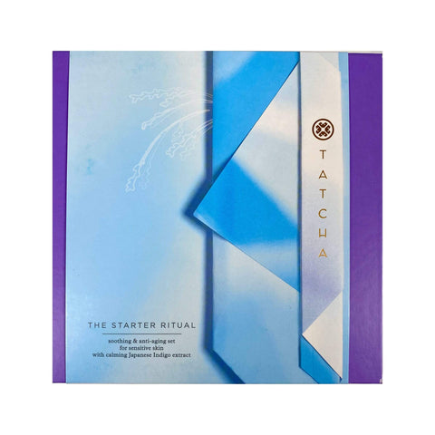 TATCHA The Starter Ritual Soothing & Anti-Aging Set - Sensitive Skin, Gift Sets, London Loves Beauty