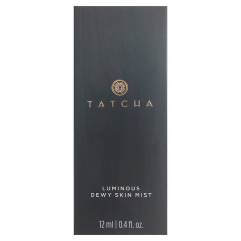 Tatcha Moisturizer Tatcha Luminous Dewy Skin Mist Travel Size, 12ml | 0.4 fl.oz