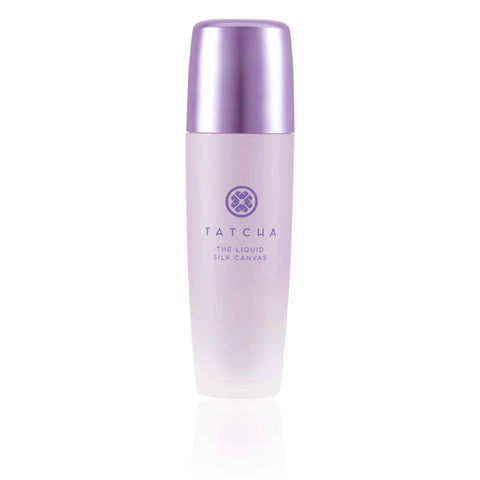 TATCHA The Liquid Silk Canvas: Featherweight Protective Primer, 1.0oz, primer, London Loves Beauty