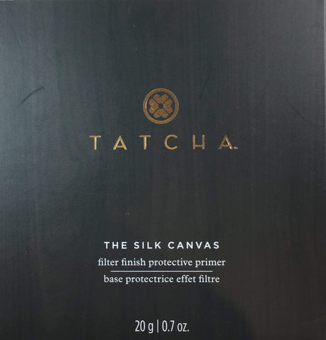 TATCHA The Silk Canvas Protective Primer (20 g | .7 oz.), primer, London Loves Beauty