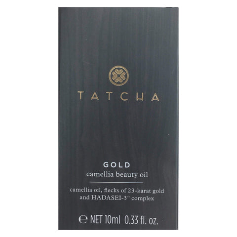 Tatcha Skin Care Tatcha Gold Camellia Beauty Oil Travel Size, 10 ml / 0.33 fl. oz.