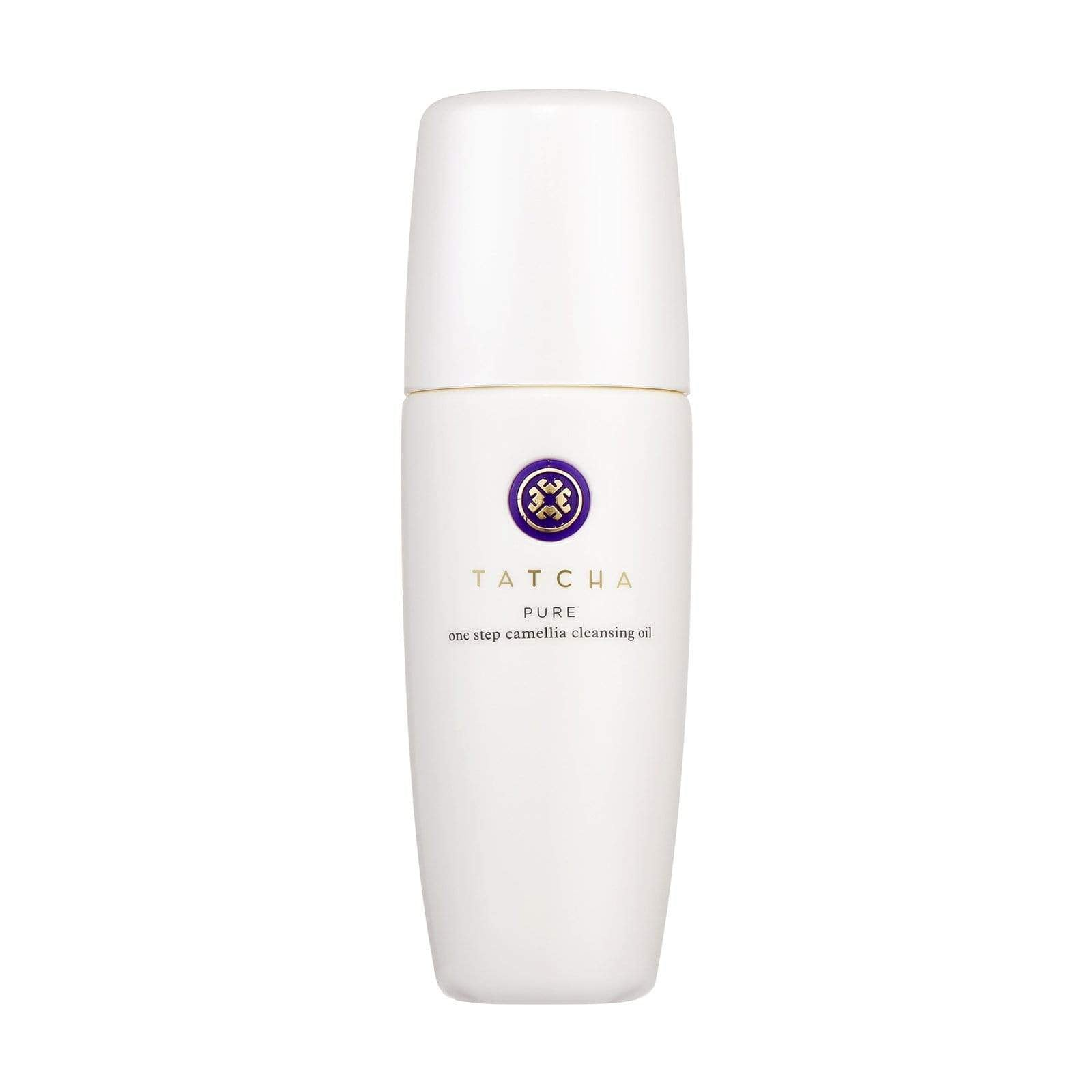 Tatcha Pure One Step Camellia Cleansing Oil (5.1 oz | 150ml), Skin Care, London Loves Beauty