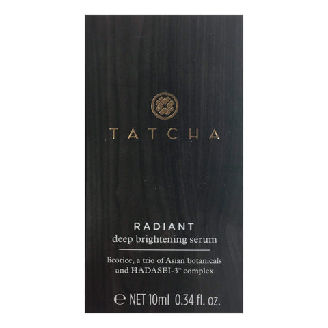 Tatcha Skin Care TATCHA Radiant Deep Brightening Serum 10ml | 0.34fl.oz.