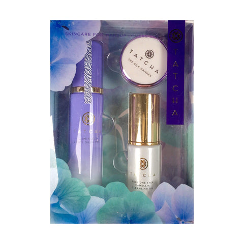 TATCHA Skincare For Makeup Lovers Set Limited Edition, Skin Care, London Loves Beauty