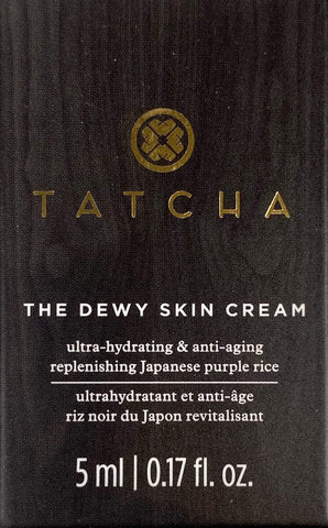 Tatcha Skin Care TATCHA The Dewy Skin Cream, 5ml