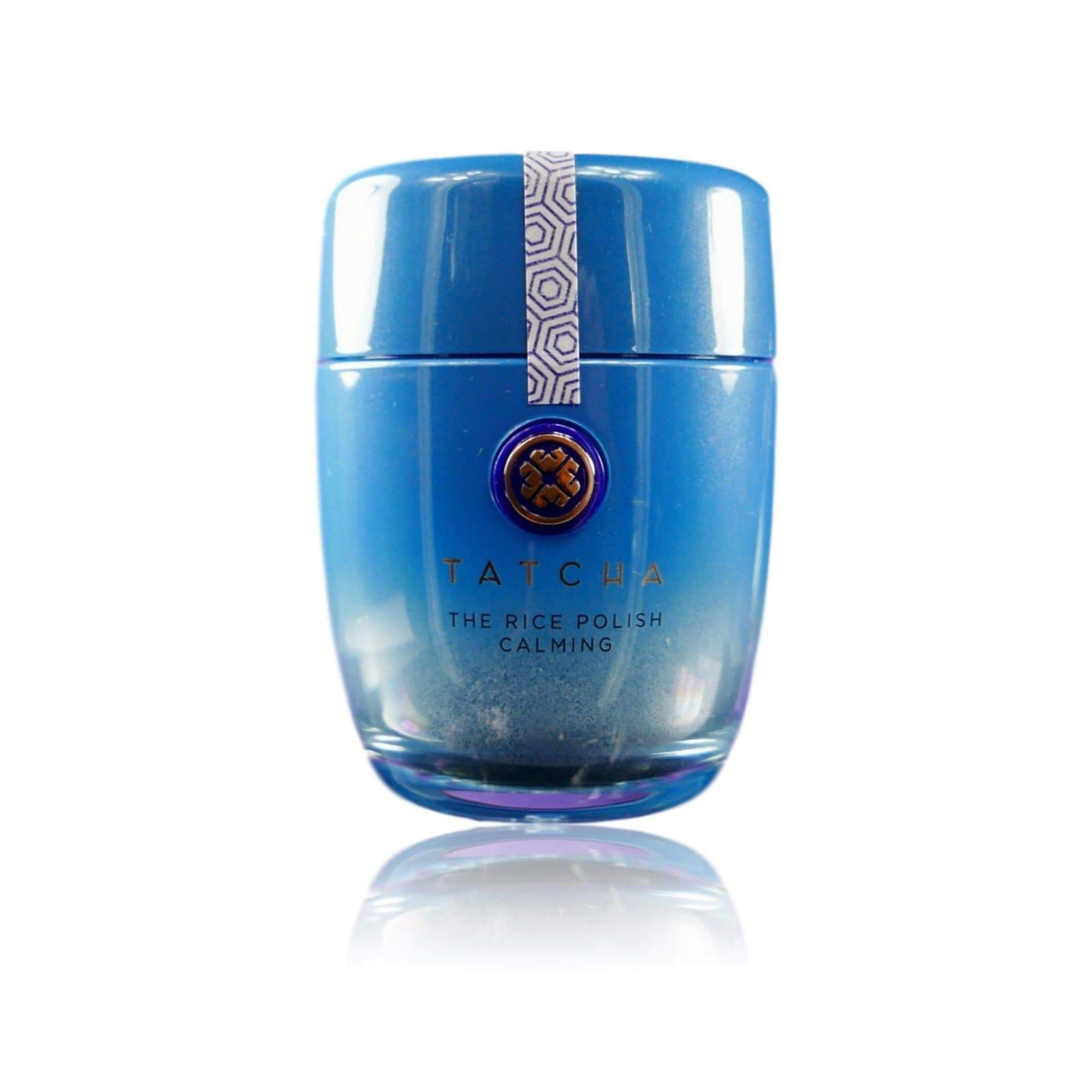 TATCHA The Rice Polish Calming Foaming Enzyme Powder - Sensitive, 60g | 2.1oz, Skin Care, London Loves Beauty