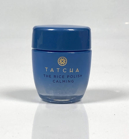 TATCHA The Rice Polish Calming Foaming Enzyme Powder Travel Size - Sensitive, 10g | .35oz, Skin Care, London Loves Beauty