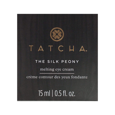 TATCHA The Silk Peony Melting Eye Cream, 15 ml, Skin Care, London Loves Beauty