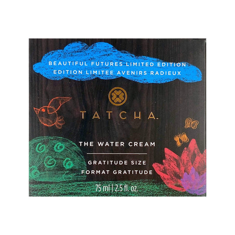 Tatcha The Water Cream Limited Edition Value Size, 75 ml, Skin Care, London Loves Beauty