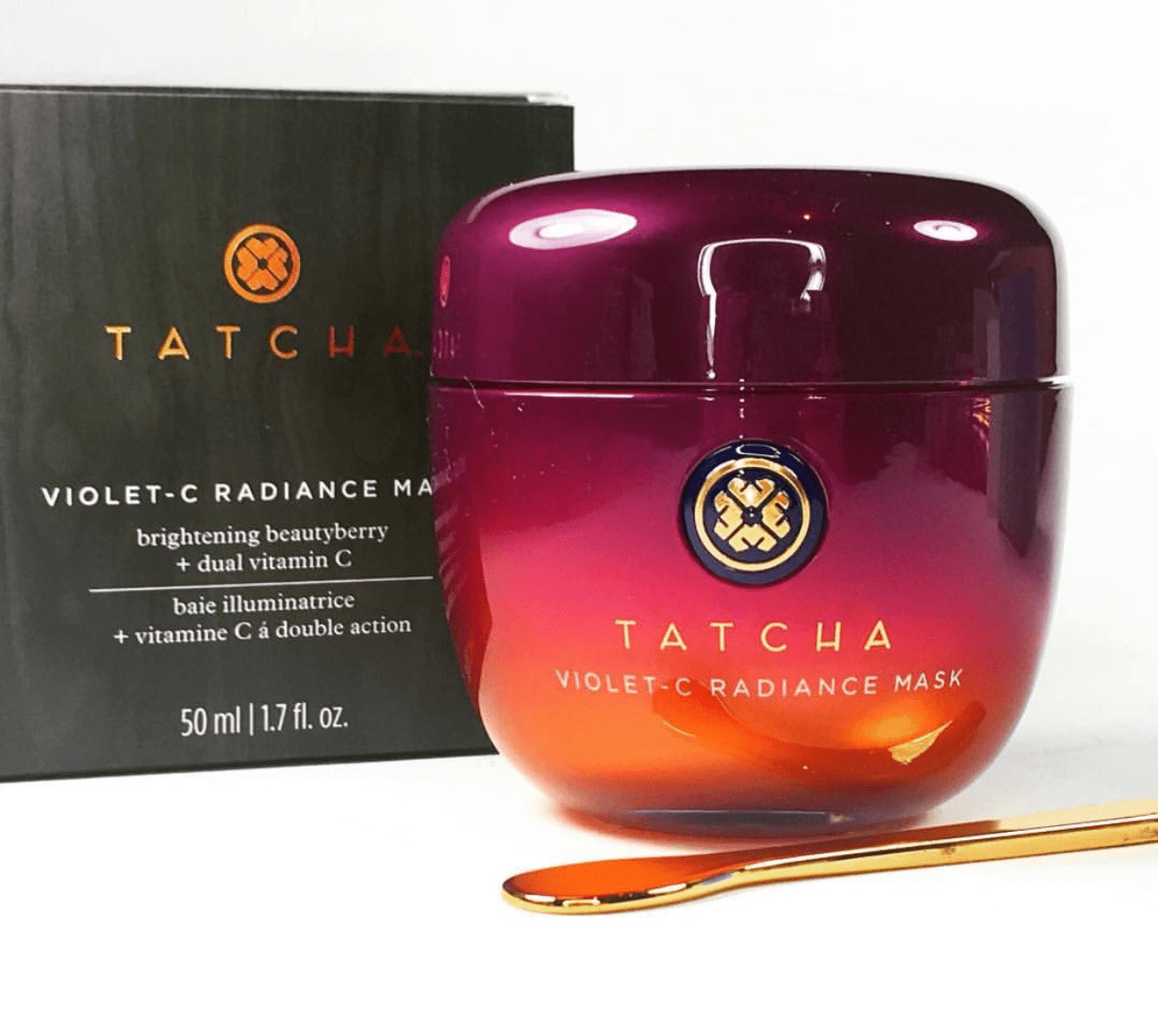 Tatcha Skin Care Tatcha Violet-C Radiance Mask (50 ml / 1.7 fl. oz)