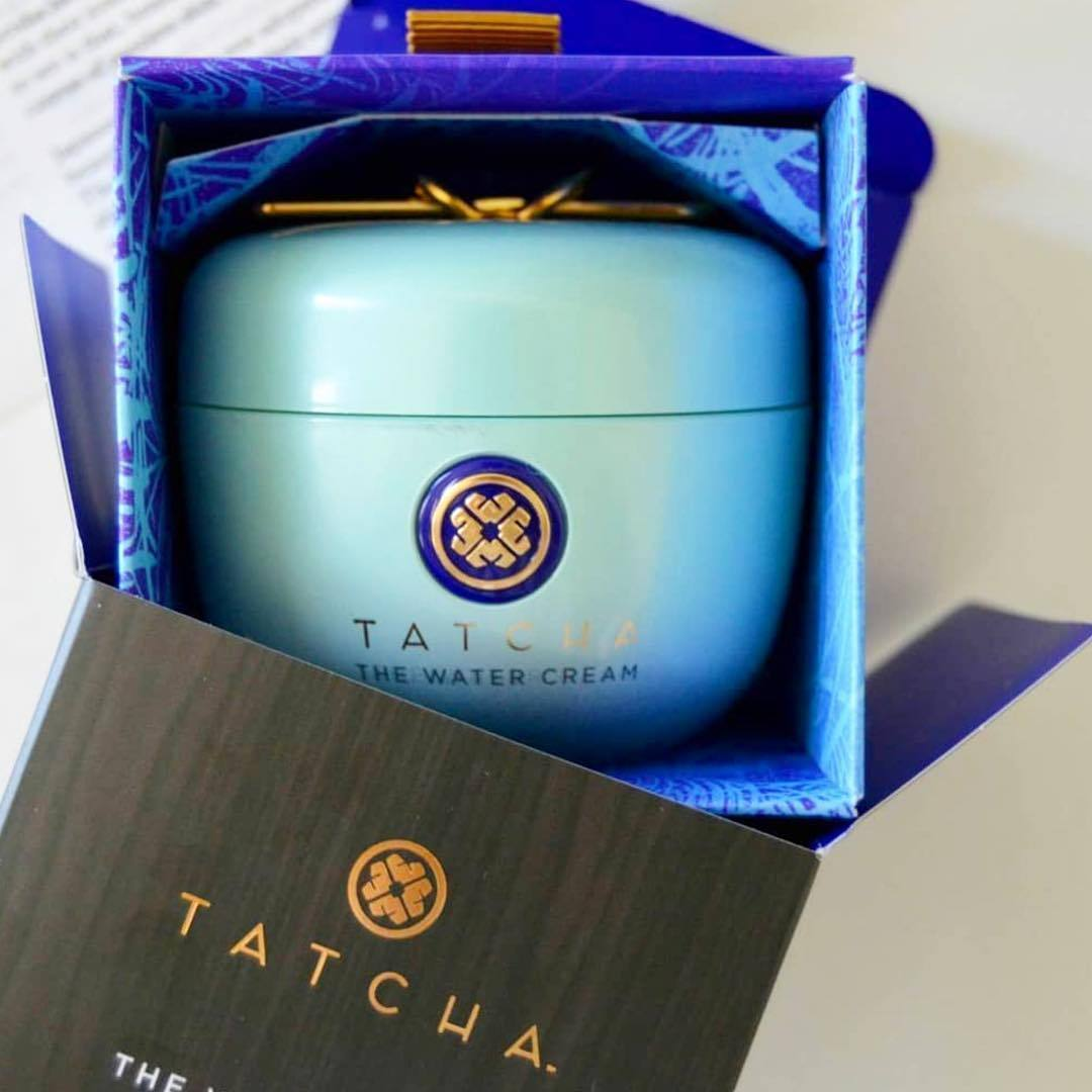 Tatcha Water Cream (50 ml / 1.7 oz), Skin Care, London Loves Beauty