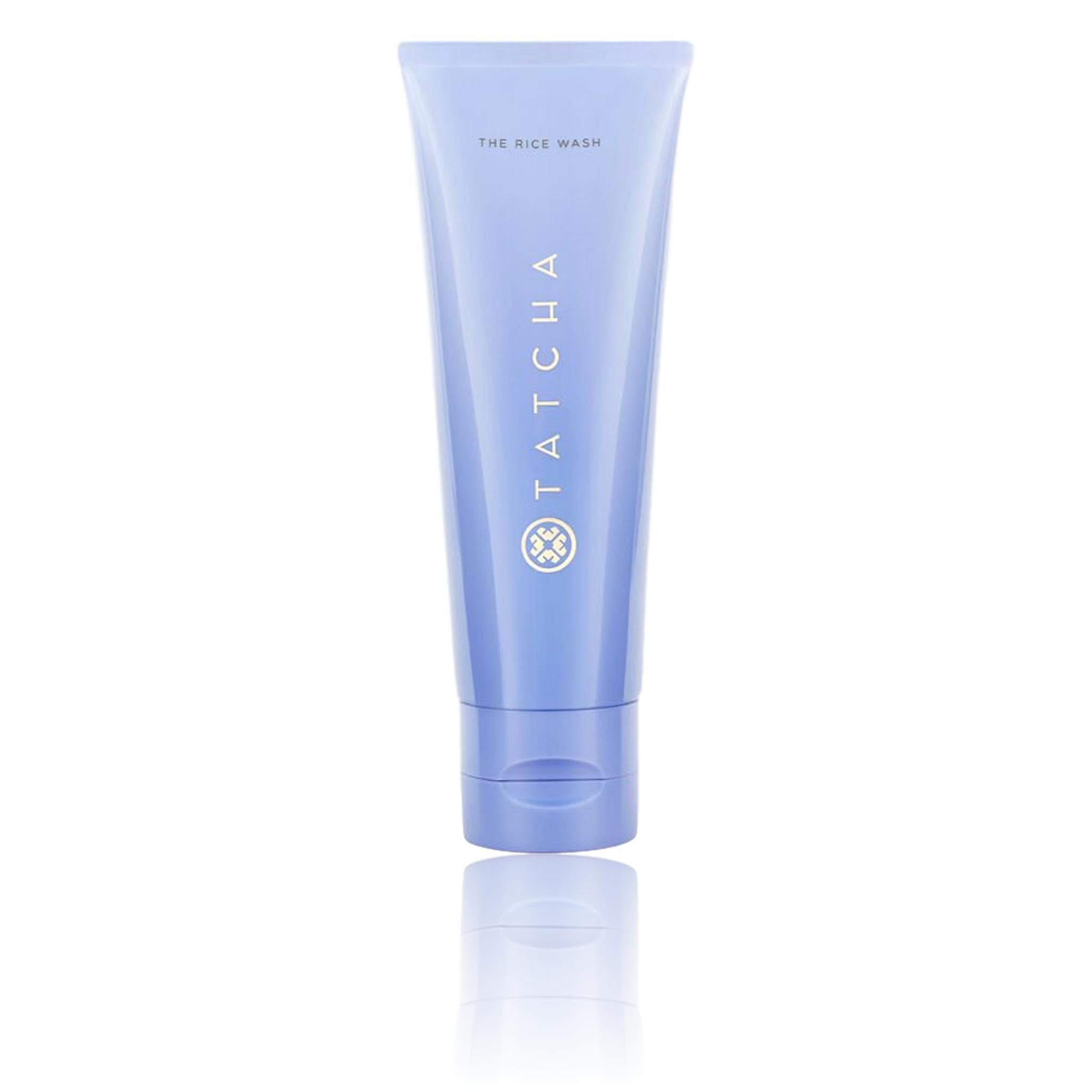 TATCHA THE RICE WASH Soft Cream Cleanser (120mL | 4.0 fl.oz), Cleanser, London Loves Beauty