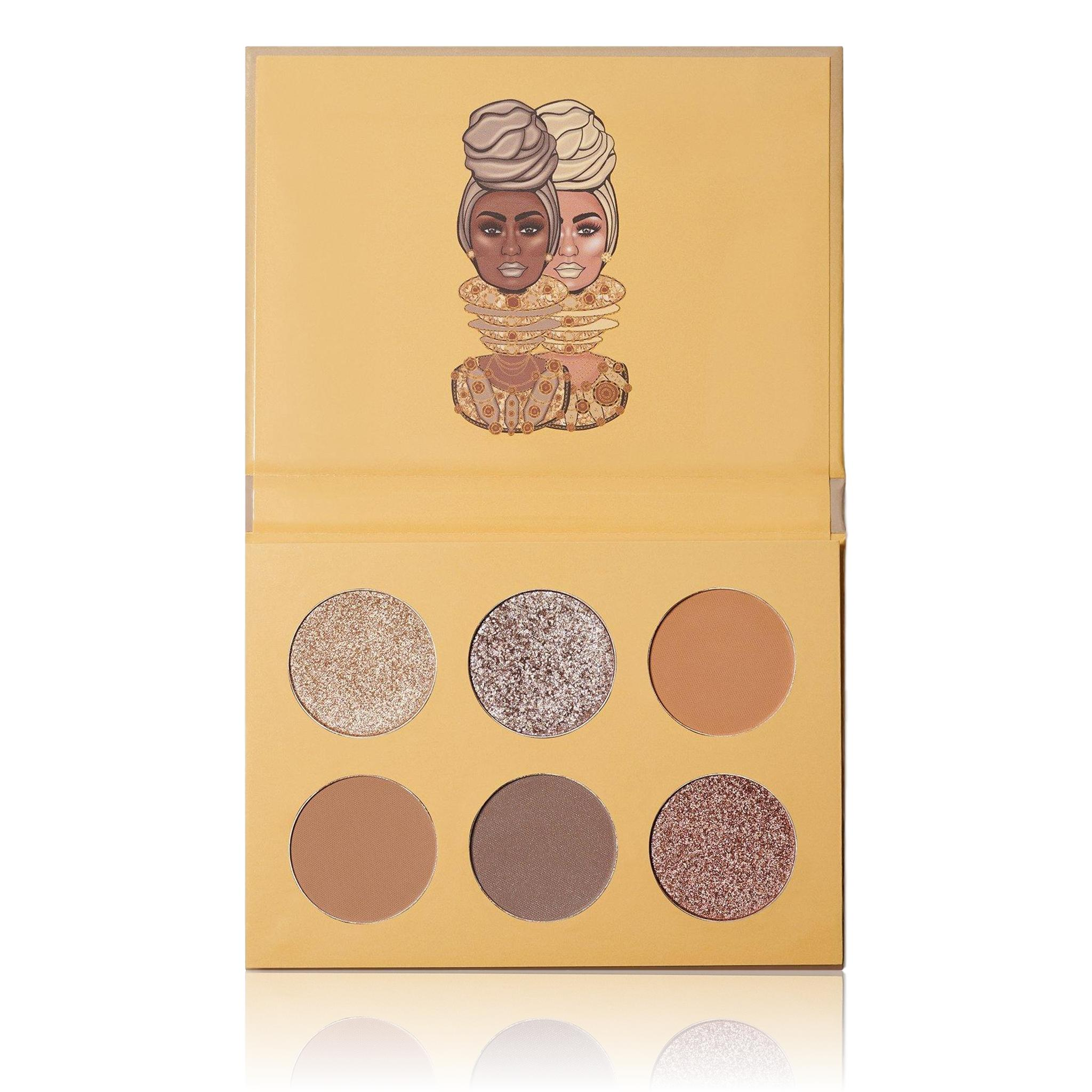 JUVIA'S PLACE The Taupes Eyeshadow Palette, Eyeshadow, London Loves Beauty