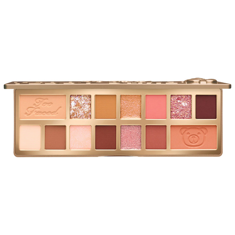 TOO FACED Teddy Bare It All Eye Shadow Palette - Limited Edition