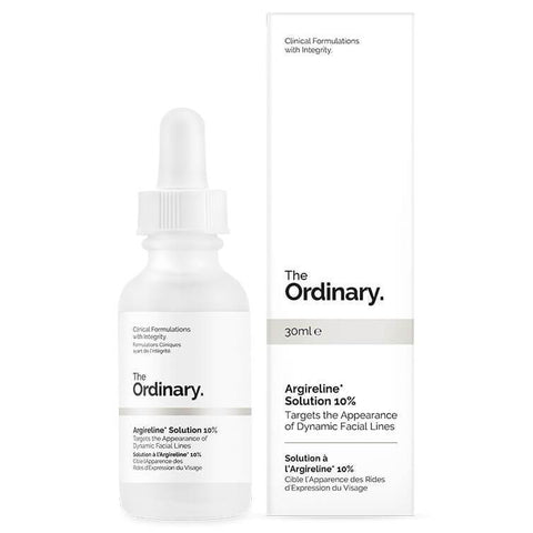 The Ordinary 10% Argireline Solution, 30ml, Serum, London Loves Beauty