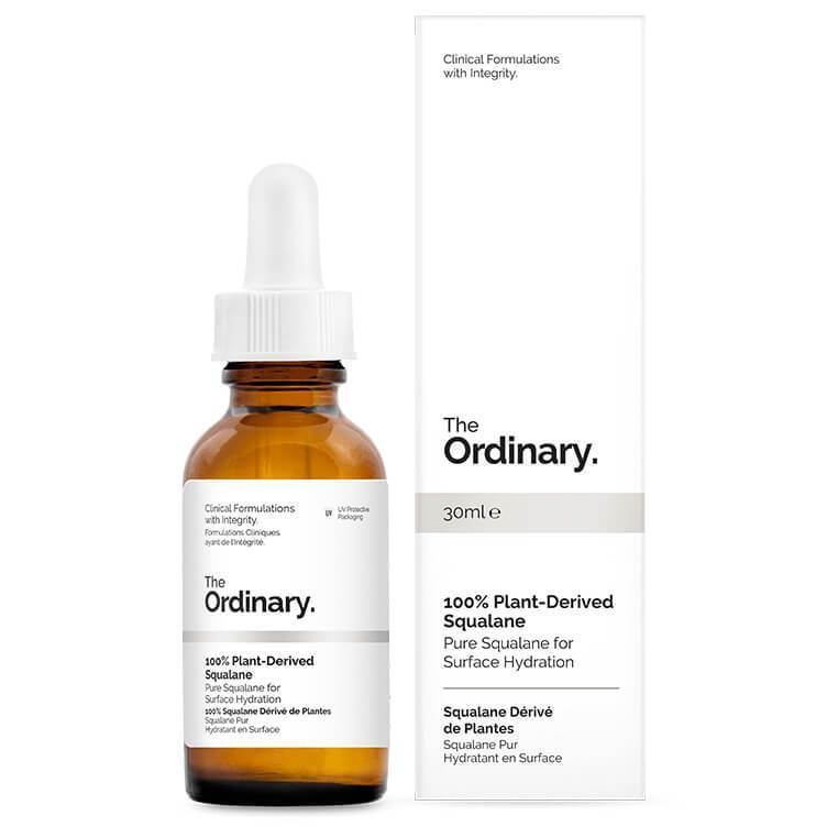 The Ordinary Skin Care The Ordinary 100% Plant-Derived Squalane, 30ml
