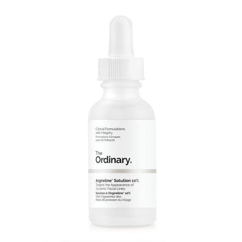 The Ordinary Argireline Solution 10%, 30ml, Skin Care, London Loves Beauty