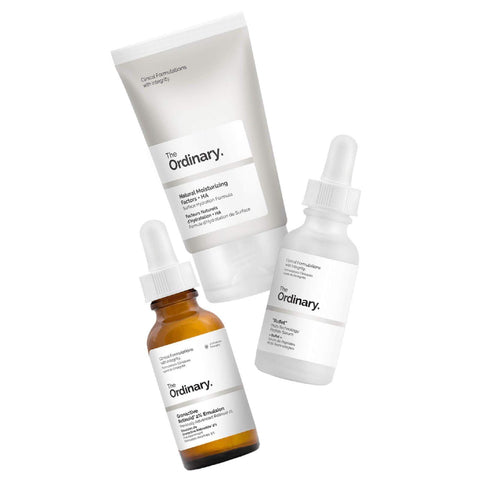 The Ordinary Skin Care The ordinary No Brainer Set