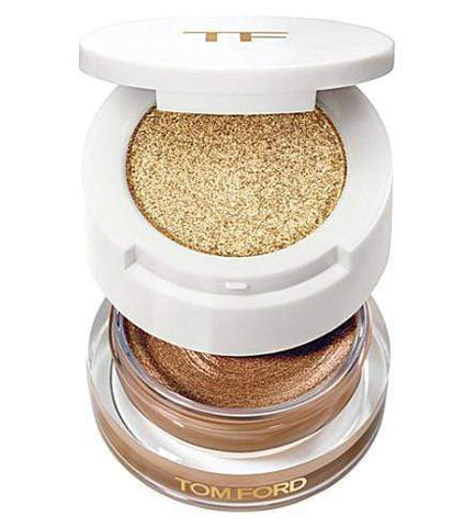 Tom Ford Eyeshadow Tom Ford Eyeshadow Double Decked - Naked Bronze