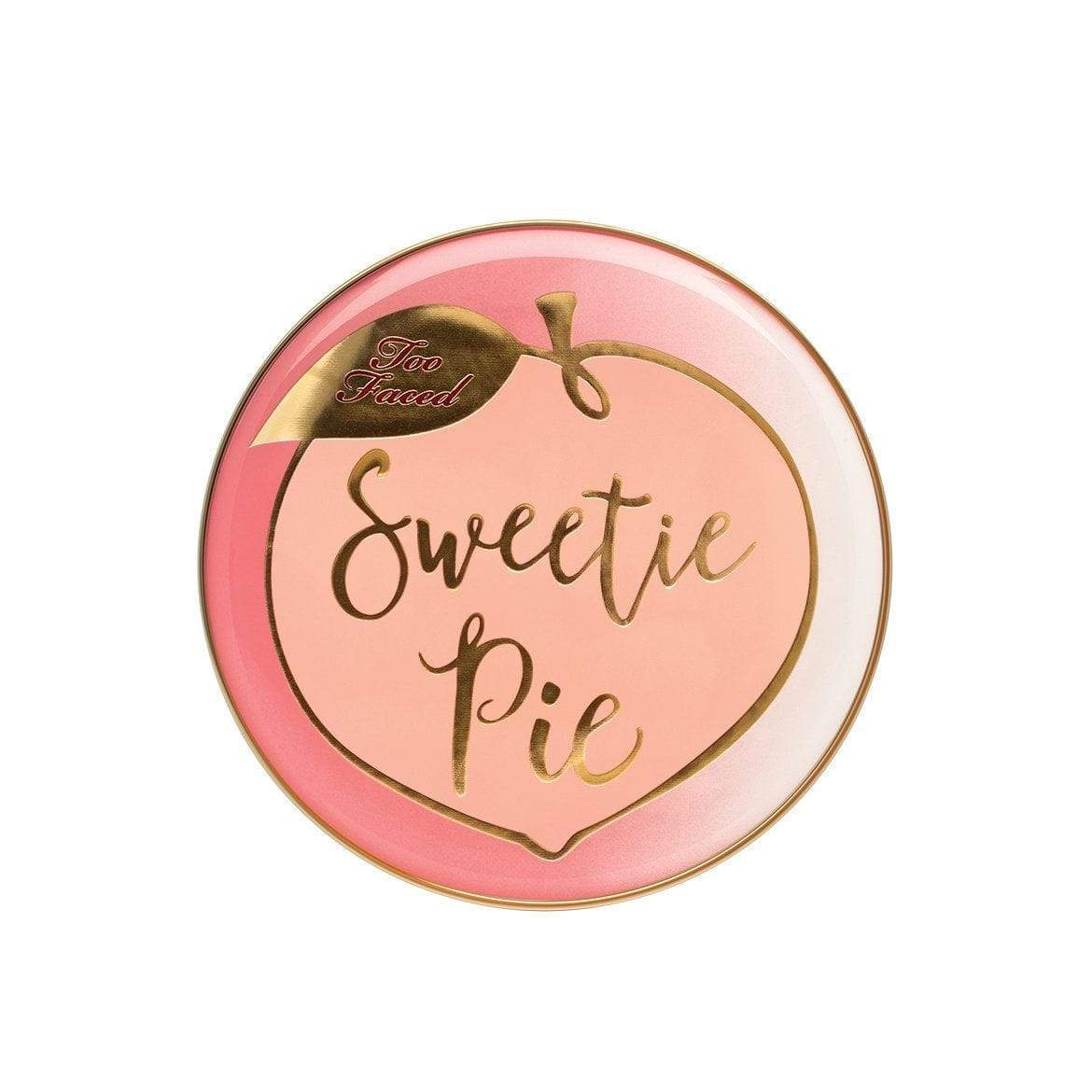 Too Faced Sweetie Pie Radiant Matte Bronzer – Peaches and Cream Collection, bronzer, London Loves Beauty