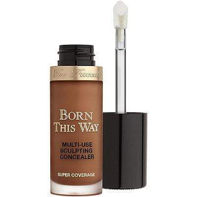 Too Faced Born This Way Super Coverage Multi-Use Sculpting Concealer - Cocoa, Concealer, London Loves Beauty