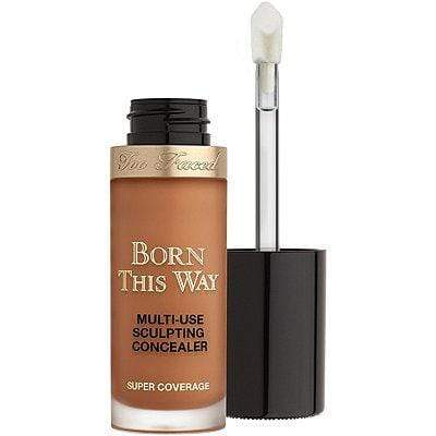 Too Faced Born This Way Super Coverage Multi-Use Sculpting Concealer - Mahogany, Concealer, London Loves Beauty