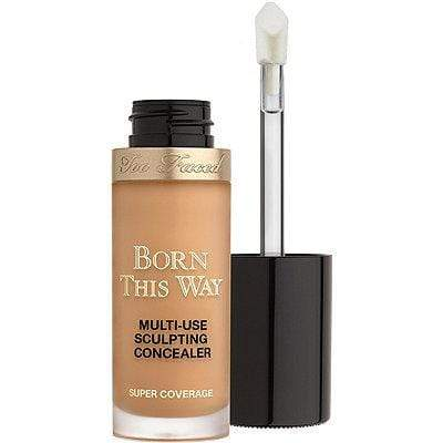 Too Faced Born This Way Super Coverage Multi-Use Sculpting Concealer - Warm Sand, Concealer, London Loves Beauty