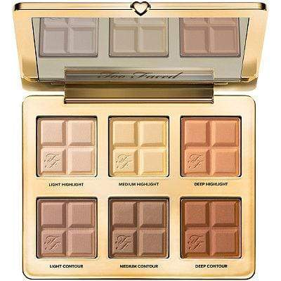 Too Faced contour palette Too Faced - 'Cocoa Contour' Contouring and Highlighting Palette