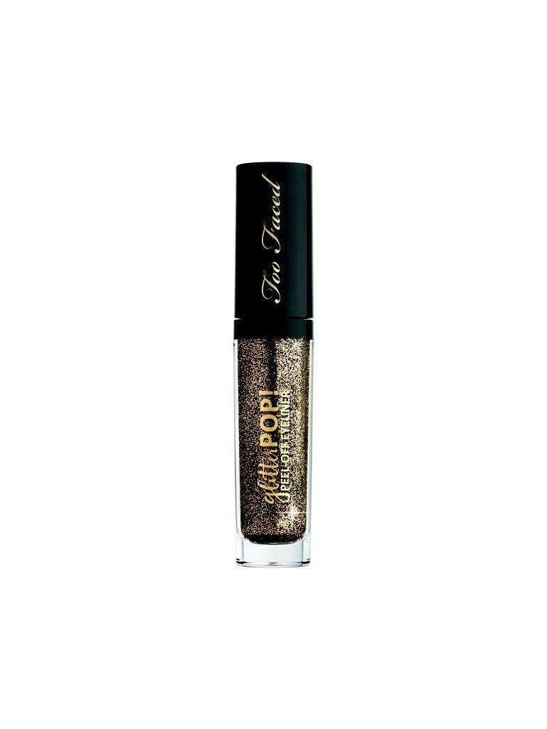 TOO FACED Glitter POP! Peel-Off Eyeliner - Hey Mr. DJ, eyeliner, London Loves Beauty