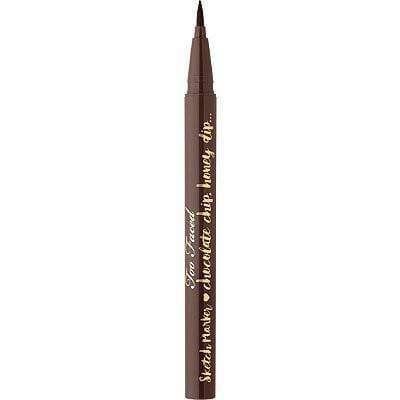 Too Faced eyeliner Too Faced Sketch Marker Liquid Art Eyeliner: Espresso