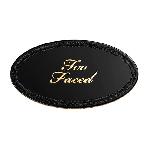 Too Faced eyeshadow palette TOO FACED Born This Way Turn Up The Light Highlighting Palette - Tan