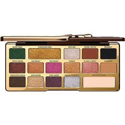 Too Faced eyeshadow palette TOO FACED Chocolate Gold Metallic/Matte Eyeshadow Palette