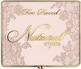 Too Faced Natural Eyes Neutral Eyeshadow Palette, eyeshadow palette, London Loves Beauty