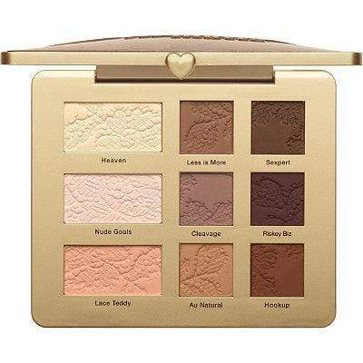 Too Faced Natural Matte Eyeshadow Palette, eyeshadow palette, London Loves Beauty