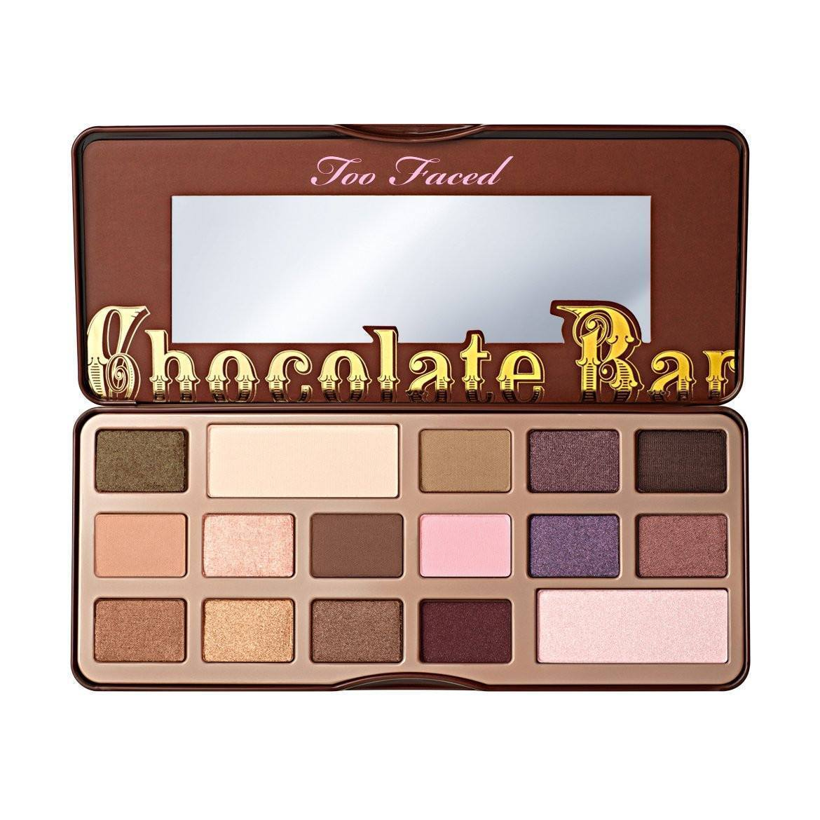 Too Faced eyeshadow palette Too Faced The Chocolate Bar Palette