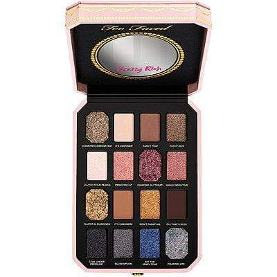 Too Faced eyeshadow Too Faced Pretty Rich Diamond Light Eyeshadow Palette