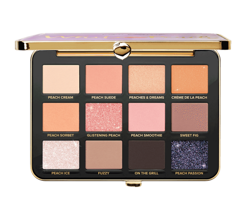 Too Faced White Peach Eye Shadow Palette – Peaches and Cream Collection, eyeshadow, London Loves Beauty