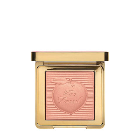 Too Faced Peach Blur Translucent Smoothing Finishing Powder – Peaches and Cream Collection, Finishing Powder, London Loves Beauty