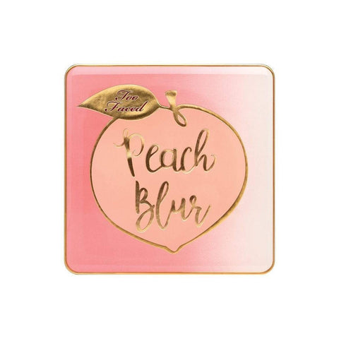 Too Faced Finishing Powder Too Faced Peach Blur Translucent Travel Size Smoothing Finishing Powder, 4g