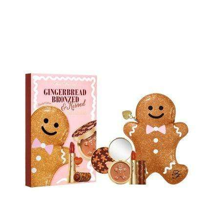 Too Faced Gift Sets Too Faced - 'Gingerbread Bronzed and Kissed' Travel Size Bronzer and Lipstick Gift Set