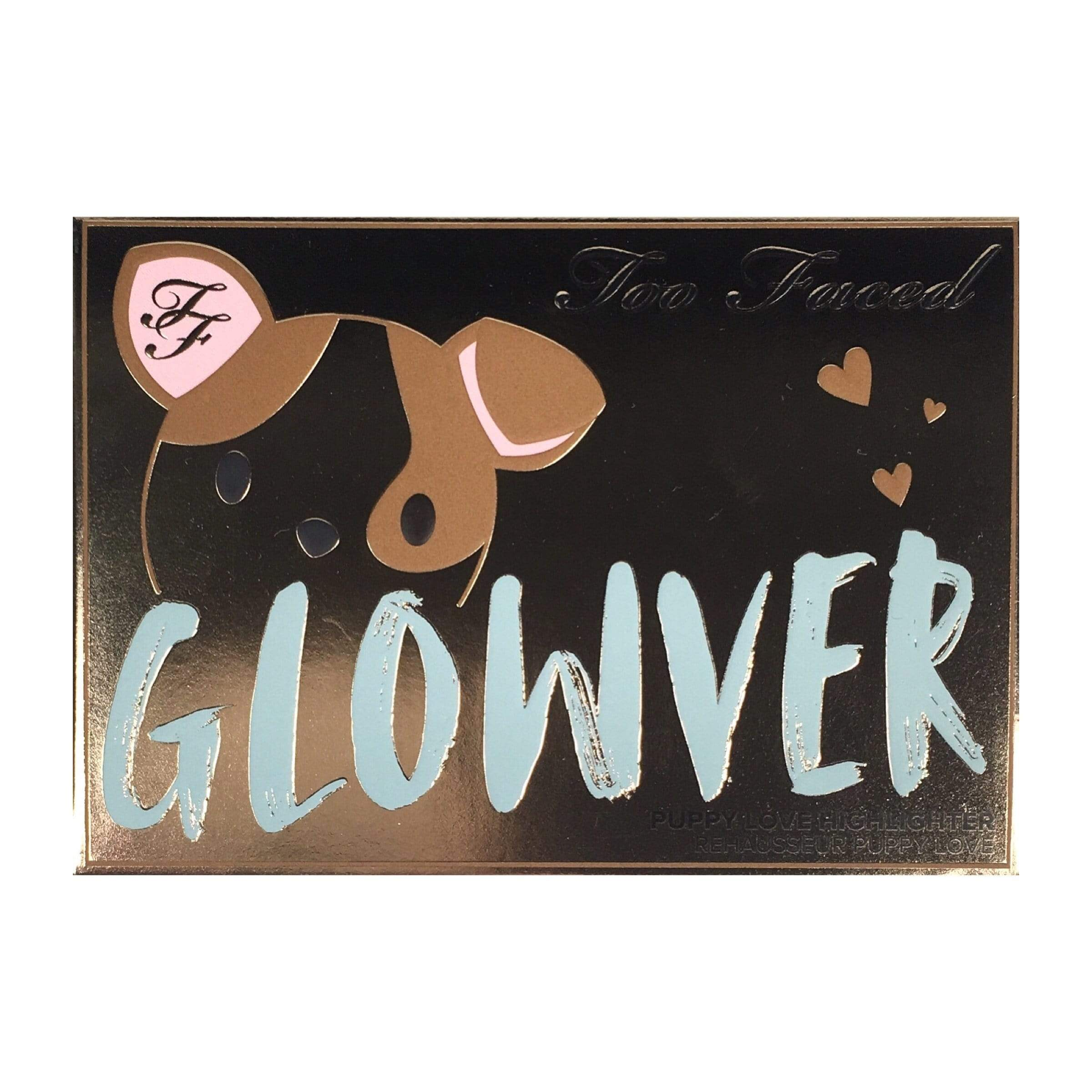 Too Faced highlighter TOO FACED Glowver Puppy Love Highlighter