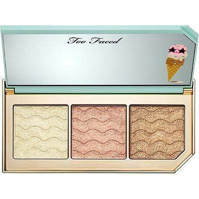 Too Faced Highlighters TOO FACED Tutti Frutti Triple Scoop Hyper-Reflective Highlighting Palette