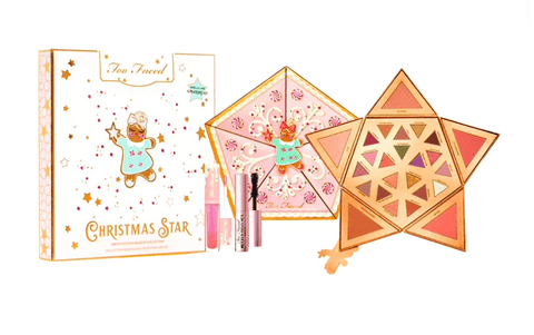 Too Faced Makeup Collection Too Faced Christmas Star Makeup Collection Limited Edition