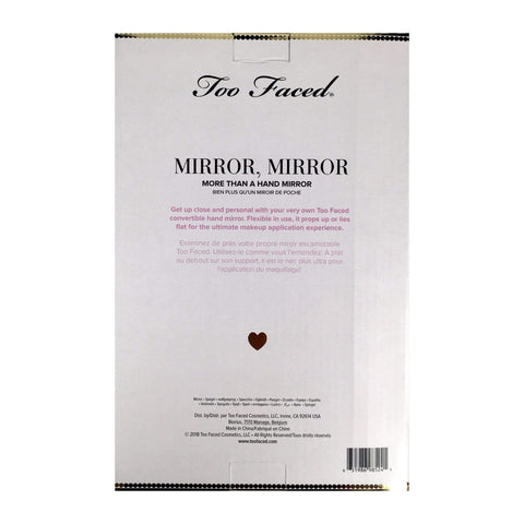 Too Faced Makeup Gifts TOO FACED Mirror Mirror Convertible Makeup Mirror