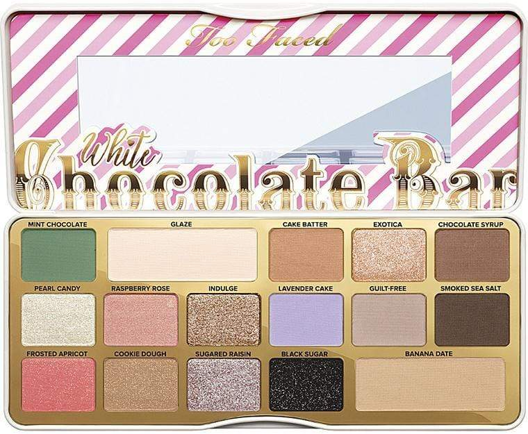 Too Faced White Chocolate Bar Eye Palette, New Arrivals, London Loves Beauty