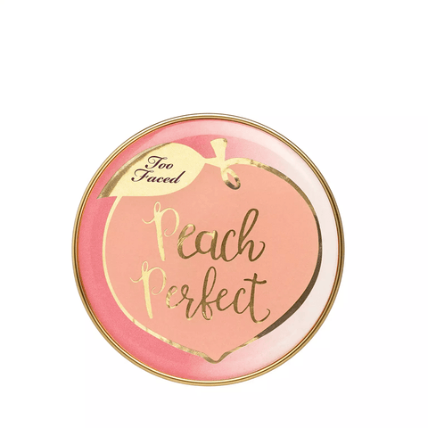 Too Faced Peach Perfect Mattifying Loose Setting Powder – Translucent Peach Whisper Peaches and Cream Collection, 1.23 oz | 35 g, Setting Powder, London Loves Beauty