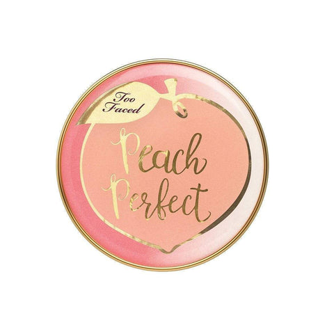 Too Faced Peach Perfect Mattifying Loose Setting Powder Peaches and Cream Collection - Carmelized Peach, Setting Powder, London Loves Beauty