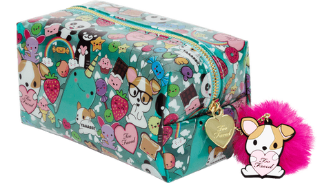 Too Faced Clover Makeup Bag - Limited Edition, Tools & Accessories, London Loves Beauty