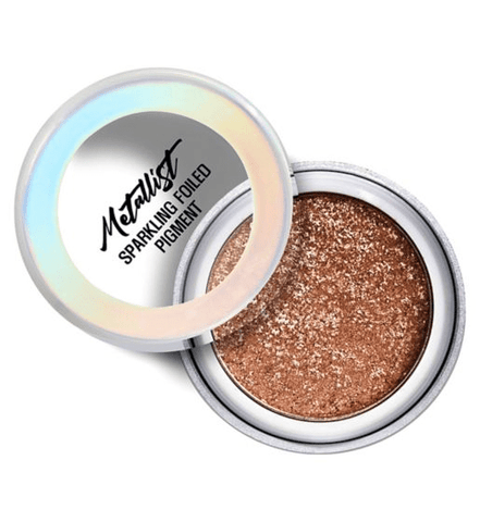 Touch In Sol eye pigment Touch In Sol Metallist Sparkling Foiled Pigment, 1.3g - 2 Honey Brown
