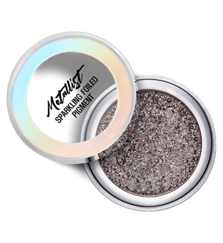 Touch In Sol eye pigment Touch In Sol Metallist Sparkling Foiled Pigment, 1.3g - 5 Holo Mulberry